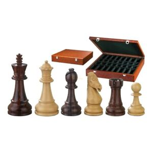 Chess Figures - Thutmose - Wood - New Staunton - Kings Height 104 MM