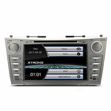 "8"" Car DVD Stereo Radio GPS Player Navigation Head Unit For Toyota CAMRY Aurion"