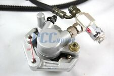 GY6 Moped Scooter Master Cylinder Lever Brake Caliper Hydraulic Front H BK05