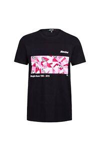 Men's Giro Maglia Rosa Art Series T-Shirt in Black/Pink