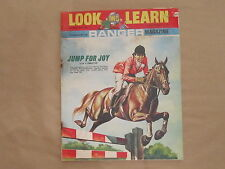 Look & Learn Magazine No 329 4th May 1968