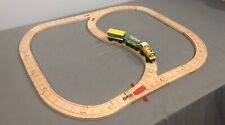 Thomas & Friends Wooden Train Circus Circle Set w/ Bill & Roaring Lion Caboose