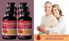 High pressure herbal - BLOOD SUGAR SUPPORT COMPLEX - Lower blood pressure, 6B