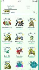 Tier 2 - Pokemon Go ✨1+ shiny ✨14+ legendary/ mythical ✨