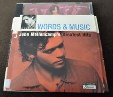John Mellencamp - Greatest Hits 2 CD + Uh Huh CD set 1983 / 2004 Poly/Uni Canada