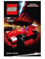 Lego ® Racers ferrari 30190 ferrari 150 italia nuevo embalaje original New misb NRFB