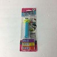 PEZ Hello Kitty Sanrio Kerropi Frog Dispenser