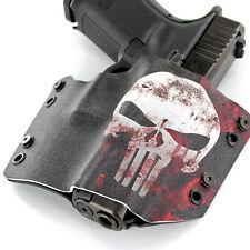 R&R HOLSTERS: Arex, Canik, Desert Eagle, Remington - PUNISHER Grunge Red