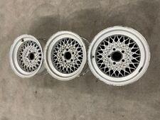 BBS Mahle wheels 15x8 5x112 Mercedes rare
