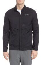 Nike Run Division Jacket- Black- Size- L
