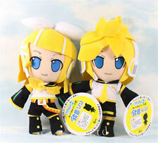 2pcs/Set Hatsune Miku 12'' Kagamine Len Rin Plush Toy Doll For Kids