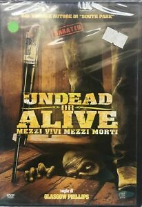 UNDEAD OR ALIVE  DVD HORROR