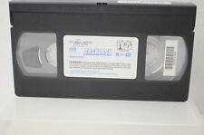 Backlash VHS Movie