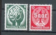 DR-3.Reich 544/5 544-545 LUXUS**POSTFRISCH 90EUR (69756