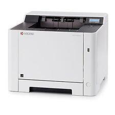 KYOCERA ECOSYS P5026cdw Farblaser-Drucker (A4, Duplex, USB, Netzwerk)
