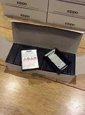 Zippo Boxes - X10 - Empty Box - No Lighters - New - Free P&P