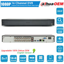 16 Channel Digital Video Recorder 1080P Hd Dvr Onvif For Security Camera System
