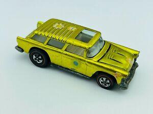 Hot Wheels Redline CLASSIC NOMAD Yellow US White Int EX/NM Very Nice !!