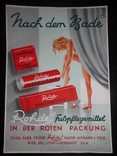 Brochure VENDITE Brochure Rohde AI Balsamo hirschtalgcreme pasta