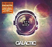 GALACTIC - INTO THE DEEP  CD NEU