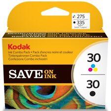 Kodak Original 30 Combo Cartuchos de Tinta Negro y Tricolor (8039745) C110/C310