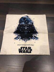 Star Wars Cushion Cover Printing Linen Throw Pillows Cover Car Sofa Home UK