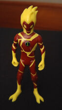 Ben 10 Heatblast Alien Force Figure 2008