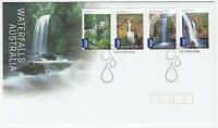 2008 INTERNATIONAL STAMPS FIRST DAY COVER FDC  'WATERFALLS AUSTRALIA' - MINT