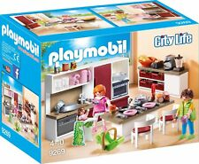 PLAYMOBIL 9269 - City Life - Große Familienküche