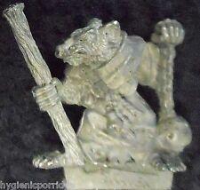 1987 Skaven C47 Plague Censer Bearer Chaos Ratmen Monk Citadel Warhammer Army GW