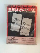 Sealed Vintage Bucilla Kit Needlework New Old Stock