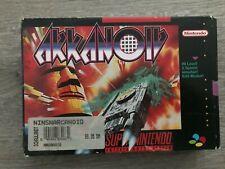 Akkanoid, 1995, Super Nintendo, SNES
