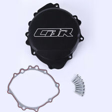 Motor Engine Stator Cover+Gasket For Honda CBR600RR F5 2007-2012 Black Left side