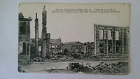 WW1 B&W Postcard Pargny-sur-Saulx France after 1914 Battle of Marne