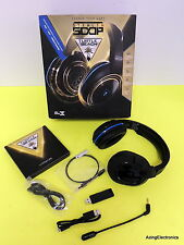 Turtle Beach Ear Force Stealth 500P Gaming Headset PS4/PS3/Mobile Used