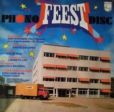 """PHONOFEEST DISC"" LP - Various Dutch Top 40 Hits of 1970s"