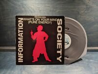 Information Society, What's On Your Mind (Pure Energy), Tommy Boy TB 911, 1988