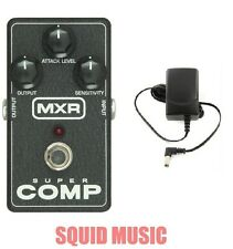 Mxr Dunlop Super Comp M-132 Compressor Guitar Effect M132 ( Free Power Supply )