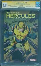 Incredible Hulk 128 Wolverine Variant CGC 3XSS 9.8 Stan Lee Trimpe Romita 181