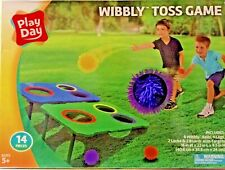 Play Day Wibbly 14 Piece Toss Game Ages 5+