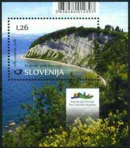 Slovenia 2016 Strunjan Nature Park MNH**