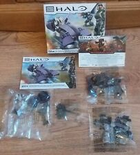 Mega Bloks Halo Set. 97213.Rapid Attack Covenant Ghost.Sealed Contents.Gift Idea