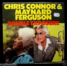 MAYNARD FERGUSON & CHRIS CONNOR-DOUBLE EXPOSURE-Fully Sealed-ATLANTIC JAZZLORE