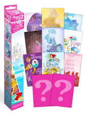 Disney Princess Trends Mystery Posters Set Series 1 12x18 (2 Posters) New Sealed