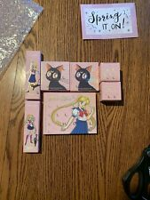 Sailor Moon x Colourpop Collection  1 FULL SET!   In Hand FAST SHIPPING SOLD OUT