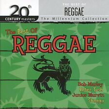 The Best Of Reggae - The Millennium Collection - Various Artists