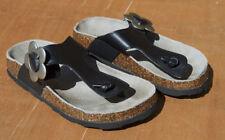 Clarks Slip - on Sandals Leather Upper Shoes for Boys
