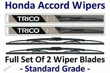 1994-1997 Honda Accord Wipers 2-Pack Standard Wiper Blades - 30240/30200