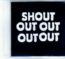 (DU702) Shout Out Out Out Out, Guilt Trips, Sink Ships - 2009 DJ CD