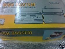 NINTENDO FAMILY DISK SYSTEM (BOXED ORIGINAL USED)